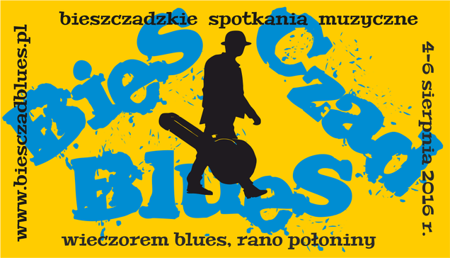 Bies Czad Blues 2016 – program i dojazd